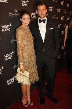 """Olivia Palermo Photos: Red Carpet Arrivals - Montblanc """"Collection Princesse Grace de Monaco"""""""