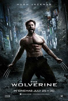 "The Wolverine: the Best X-Men Movie With ""Wolverine"" in the Title.  I hate to say it, but I was disappointed :( Have a feeling Days of Future Past will make up for it and then some."