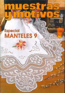 Muestras y Motivos Especial Manteles 9 Tablecloths