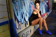 SiriBlomquistFieg - The 50 Hottest Female Sneaker Photo Shoots | Complex