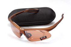 dfbc5a6d1b03 Oakley Double Lens Sunglasses 1047 Brown Frame Brown LensA Sale Teen  Fashion
