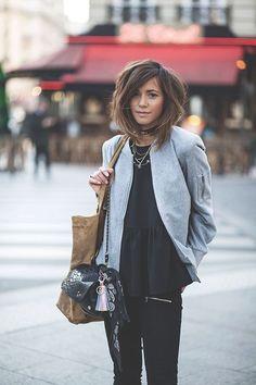 Bomber dress jacket