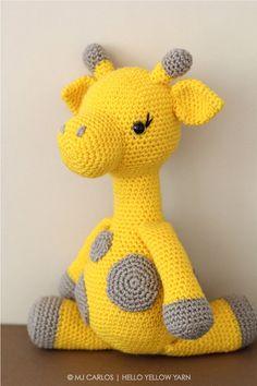 ook een leuke giraffe