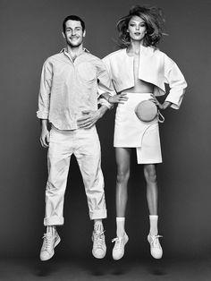 Lancôme   Yiqing Yin, Alexandre Vauthier e Jacquemus por Nico [Designers]