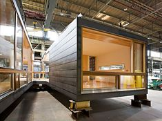 Tiny Container House, Container Homes Cost, Container Design, Prefab Homes, Modular Homes, Forest Cottage, Arch House, Building A Tiny House, Tiny House Design