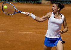 WTA Budapest - Sara Errani vs. Elena Vesnina (13:00 BST), Budapest Grand Prix final live details