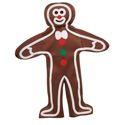 Costume Gingerbread Man Adult