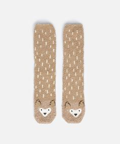 Pyjamas and homewear - Socks - View All - Trends in women fashion Cosy Socks, Sock Animals, Fall Winter, Lingerie, Owls, 2017 Image, Womens Fashion, Accessories, Trends