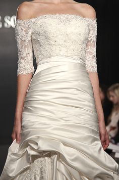 Maggie Sottero wedding dress, Spring 2012 @Toni Sanchez. I thought you might like this