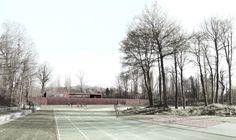 RCR Arquitectes > Estadio de atletismo Tussols-Basil. Olot
