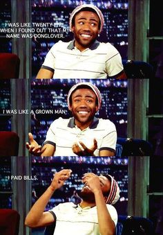 Donald Glover - lol