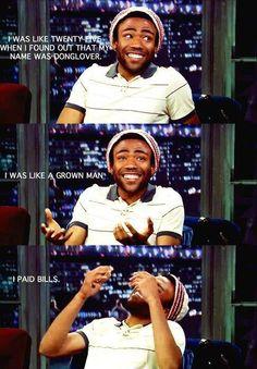 Donald Glover - lol