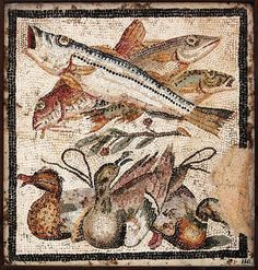 Mosaic from the House of the Faun. Pompeii. Italy. http://hadrian6.tumblr.com