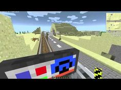 Timelapse: Minecraft Long Railway - YouTube Tekken 7, Fifa 17, Call Of Duty, Warfare, Games To Play, Minecraft, World, Youtube, Peace