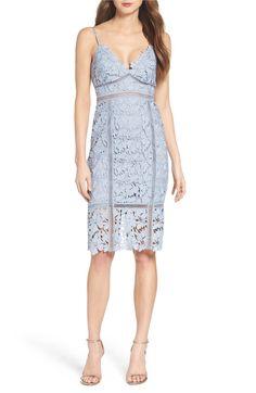 Main Image - Bardot Botanica Lace Dress