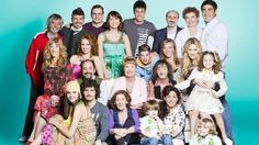 """""""La que se avecina"""" - a Spanish television comedy."""