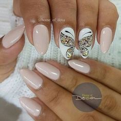 Fascinating Butterfly Pattern Nail You've Never Tried 2018