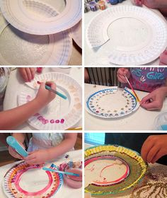Kids will enjoy learning about ancient Egypt while creating their own decorative collar.