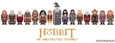 Nine Adventurous Cross-Stitch Projects for The Hobbit: The Desolation of Smaug | Quirk Books : Publishers & Seekers of All Things Awesome