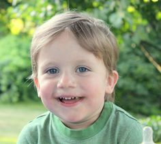 Newborn Screening Brings Out Laughter in Casey Romond | www.aphlblog.org