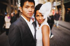 Absolutely gorgeous couple Bree and Barry. Their photos are featured in the magazine Mag Rouge http://www.benjhaisch.com/blog/bre-barry/ ʕ´•ᴥ•`ʔ