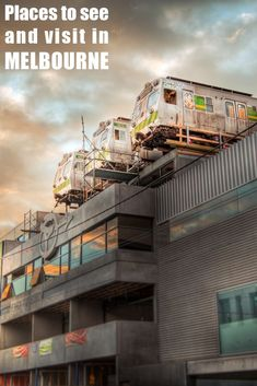 places to see and visit in Melbourne, Australia