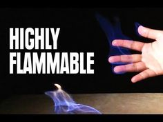 Watch the entire video to see six other household items that are extremely flammable. | 9 Common Household Items That Are Extremely Flammable