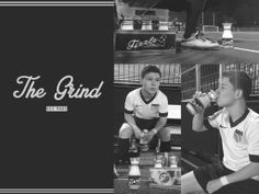 Fizzle Website The Grind Home