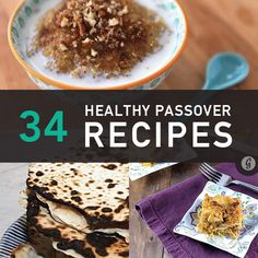 Passover offers a great opportunity to experiment in the kitchen, finding new easy, healthy, and tasty recipes that meet kosher-for-Passover criteria.