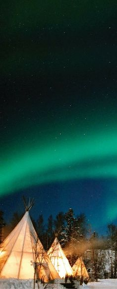 Claim to fame: Nature's greatest light show. Experience it in the Northwest Territories, Canada!