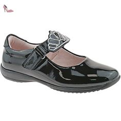 56583918ba671 Lelli Kelly Black Patent Missy Dolly School Shoes E (UK - Chaussures lelli  kelly (*Partner-Link)