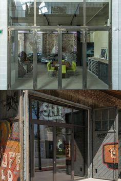 Architecture: ARGE LP Architektur/CS-Architektur/Strobl | Door systems: Janisol HI door, Fire doors Janisol 2, Fire protection door Janisol C4 EI90, Janisol doors and Jansen Economy 50 door | Manufacturer: Jansen AG, Oberriet/CH Building Systems, Salzburg, Doors, Steel, Gate