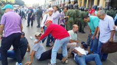 A Rabat une marche contre la réforme des retraites réprimée par les forces de l'ordre - Telquel.ma