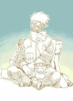 Team 7, Naruto, Sakura, Sasuke, Naruto, reading, book, sleeping, cute; Naruto