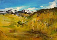 Shops, Etsy Shop, Painting, Art, Pictures, Canvas, Landscape, Art Background, Tents