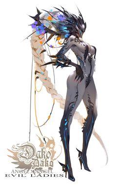 Female Character Design, Character Drawing, Character Design Inspiration, Character Illustration, Character Concept, M Anime, Anime Sexy, Anime Art Girl, Fantasy Art Women