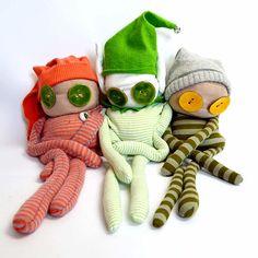 Christmas Elf and buddies - Free pattern (scheduled via http://www.tailwindapp.com?utm_source=pinterest&utm_medium=twpin&utm_content=post17438740&utm_campaign=scheduler_attribution)
