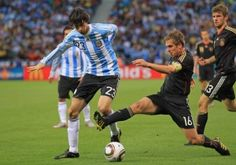 Playing at the National Team (World Cup - South Africa 2010)