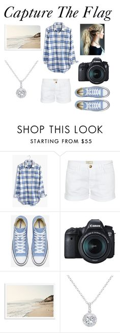"""""""Capture The Flag"""" by a-b-w on Polyvore featuring Madewell, Current/Elliott, Eos and EWA"""