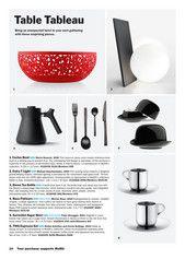 MoMA Design Store Online Catalog
