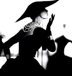 Fashion Photography of Lillian Bassman (1917 – 2012)