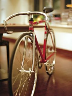 Classic Raleigh Fixie