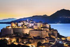 Calvi .La Citadelle - Corse