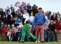 Bill Murray / Joel Murray Photos - Irish Open - Previews