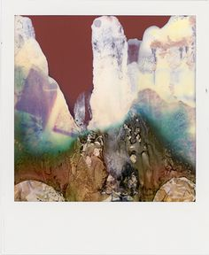 Ruined Polaroids by William Miller