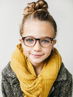 omfg so damn cute!  The Ruth Children's Eyeglass Frame