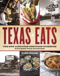 Who says cooking is for homebodies? Veteran Texas food writer Robb Walsh served as a judge at a chuck wagon cook-off, worked as a deckhand on a shrimp boat, and went mayhaw-picking in the Big Thicket.