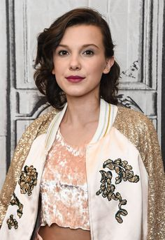 Image result for millie bobby brown hair