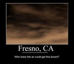 Fresno California.