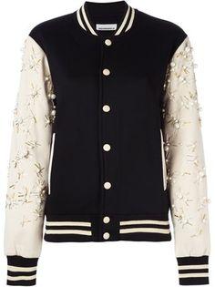 Night Market Varsity Jacket...